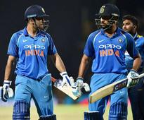 Rohit shines as India beat Sri Lanka in 3rd ODI to clinch series