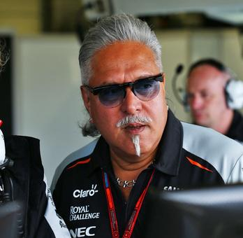 Mallya dismisses speculation of Force India sale