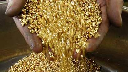 Gold smuggling reportedly surging