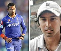IPL6 fixing: Mumbai Police seize Sreesanth, Jiju's laptop, iPad, cellphones from hotel rooms, bookie Ramesh Vyas held