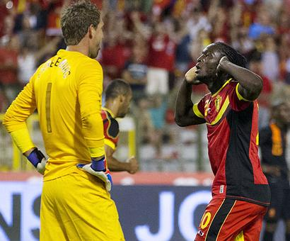 Euro 2016: Belgium's Lukaku rates himself among world's top strikers