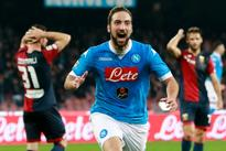 Hot shot Higuain takes Serie A tally to 29