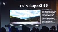 LeEco Super3 TV comparison: Can it beat Samsung, LG or Sony in India?
