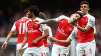 Gunners Still A Match For Spurs, Says Wenger