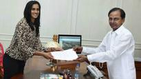 Telangana government finally hands plot allotment order to PV Sindhu