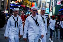 Fleet Week NYC: Gay Events Schedule For 2016 Celebration Of Sea Services Promotes Equality And Diversity