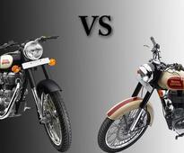 Royal Enfield EFI vs Royal Enfield Carburetor Comparison