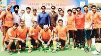 IOC win Petroleum Sports Promotion Board hockey title
