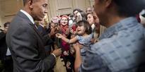 PICS: Obama Hosts Eid al-Fitr Reception