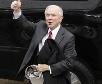 Jeff Sessions US Senate hearing LIVE: Attorney-general faces questions over contacts with Russian officials