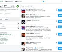 SportsNewsIRELAND Top 50 GAA twitter accounts to follow list