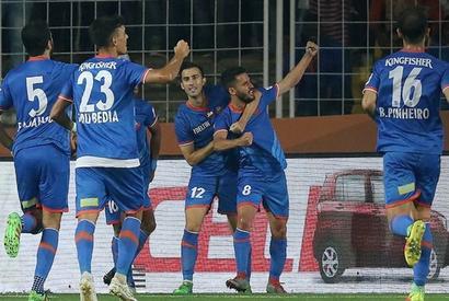 ISL: FC Goa's Corominas sinks Bengaluru in thriller