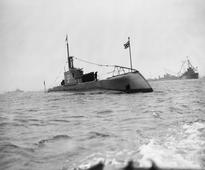 Long-lost WW2 British submarine HMS P311 discovered with 71 dead bodies still inside