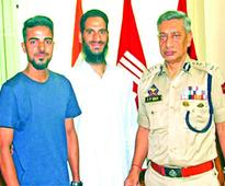 JKP is on forefront to promote sports in State: DGP