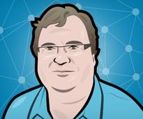 LinkedIn founder and billionaire investor Reid Hoffman: 'I'm optimistic' about the next 100 years