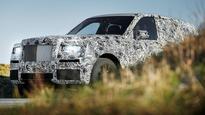 Rolls-Royce SUV revealed