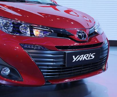 Toyota bets big with Yaris