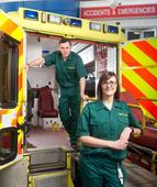 Paramedics that fail NHS