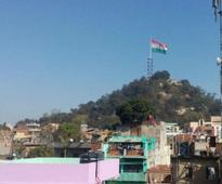 World's tallest, largest tricolour hoisted at British era 'hanging point' in Ranchi