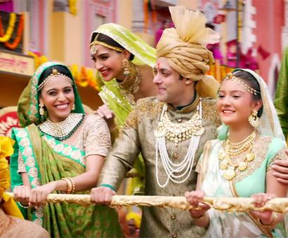 Three questions for 'Prem' Salman Khan