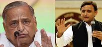 Firings from both sides, open war in Samajwadi Party