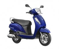 Suzuki Motorcycle India sells record 50,785 units in September