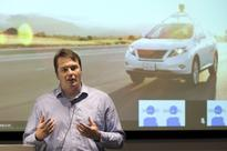 Google, Fiat Chrysler to partner on self-driving minivans