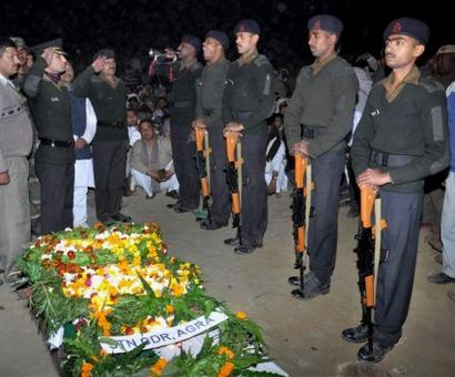 Mother of jawan beheaded in 2013 reminds govt of '1 for 10' promise
