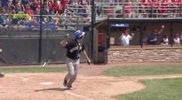 Rhode Island Little Leaguer destroyed a baseball and punctuated it with a bat flip