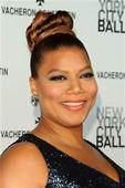 Queen Latifah performs with Ballet stars at New York gala