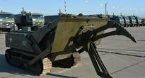 Russia Prepares Anti-Mine Robot Uran-6 for Export