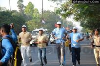 Thousands Participate in 'Run for Prohibition' in Patna