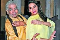 Madhuri is a fantastic dancer: Pt Birju Maharaj