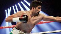 Vijender Singh up for British professional Amir Khan's challenge