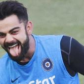 'ICC, glad you didn't go with Dharmasena for best umpire,' Twitterati loses its mind over Kohli exclusion