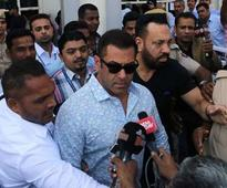 Salman's blackbuck poaching & Arms Act cases near completion