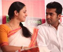 Suriya-Jyothika pairing up on screen again after a decade?