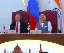 Before meeting Xi, Modi with Putin signed a veiled attack on China for blocking Massod Azhar ban