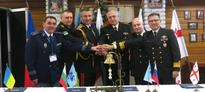 Black Sea border guard, coast guard chiefs sign co-operation memo