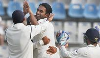 India rout hapless England by 8 wickets with day to spare in Mohali, lead 2-0