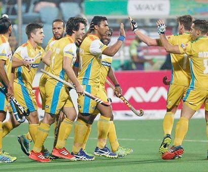 HIL: UP Wizards beat defending champions Jaypee Punjab Warriors