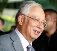 Najib maintains firm grip on power despite 1MDB scandal