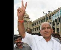 K'taka Poll: Yeddyurappa gets his goal - BJP loses