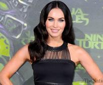 Men still dominate movie business: Megan Fox