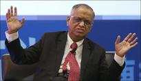 Infosys Murthy to interact with investors on Wednesday