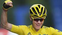 Chris Froome joins the greats of cycling with third Tour de France win