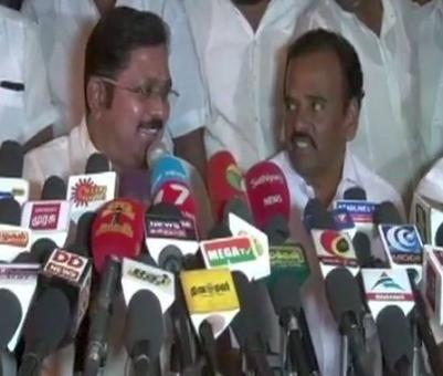 PM and Jaitley are trying to destroy our family: Dinakaran on I-T raids