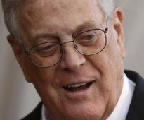 Exclusive - Billionaire Republican donors urge Kochs to back Trump