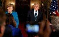 Trump discusses Ukraine conflict, Afghanistan with German Chancellor Angela Merkel