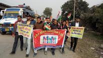 Lok Sewa Sanshta takes out anti-Govt rally